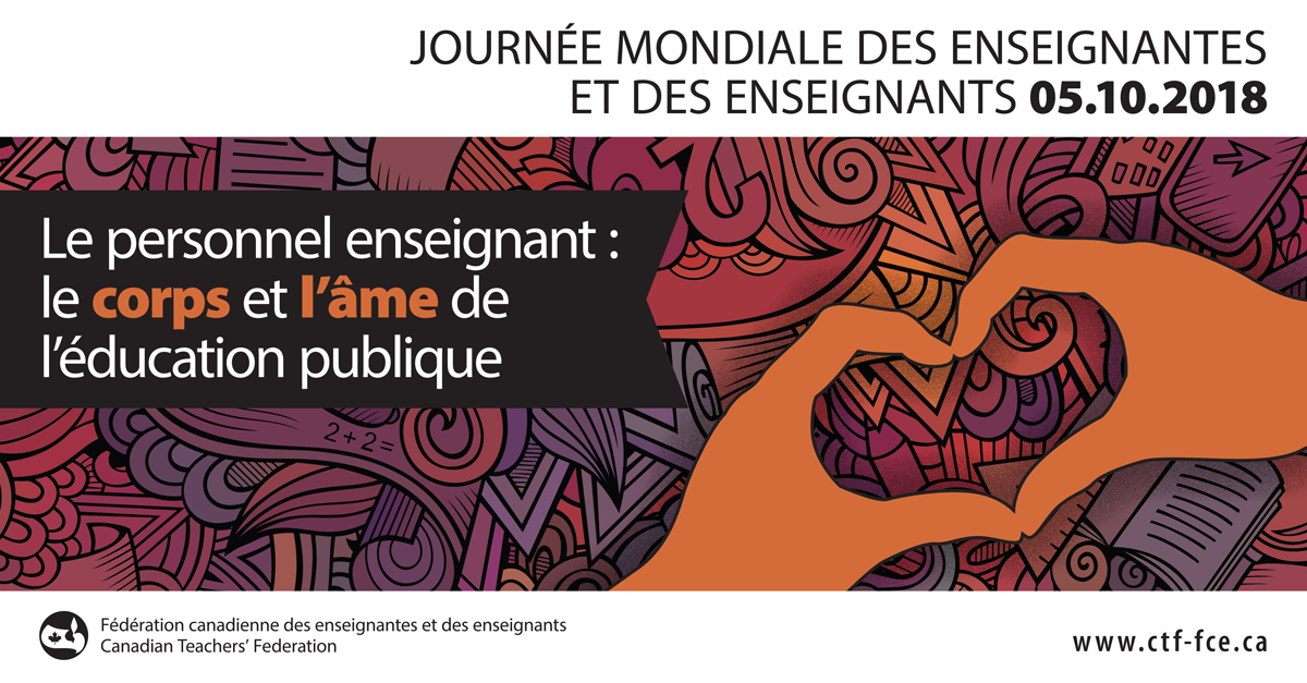 journemondialeenseignant5oct2018 FR